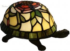 "5787 Tiffany lamp ""Schildpad"" B22cm"