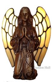 9246 Tiffany lamp H21cm Engel