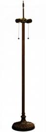 9454 Voet voor Vloerlamp H165cm 9454 Ronde voet
