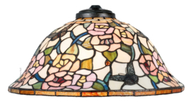 5183 Kap Tiffany Ø46cm Butterfly Monarch