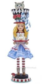 Alice Nutcracker H45cm