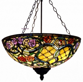 5437 8842 Hanglamp Tiffany Ø55cm Grandiflora