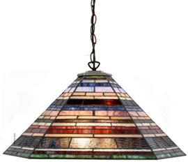 8127 97 Hanglamp Tiffany 56x43cm Industrial
