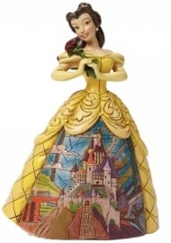 "BELLE ""Enchanted"" H16cm Jim Shore 4045238"