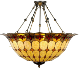 5401 Hanglamp Tiffany Ø92cm Victoria