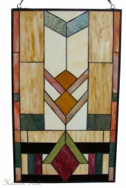 5744 Voorzetraam Tiffany 76x46cm Durban