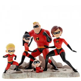 The Incredibles  Everyone is Special H 17cm B 24cm Enchanting Disney A29295