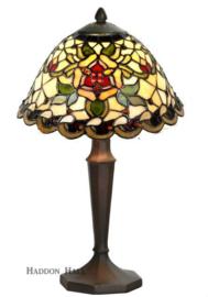 9114 5973 Tafellamp Tiffany H40cm Ø25cm Santana