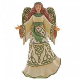 Irish Angel  H24,5cm Jim Shore 6003627 Miracles from Mountains