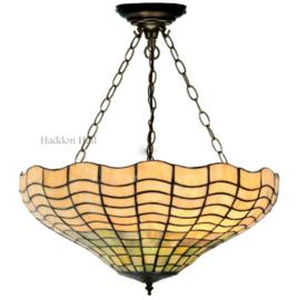 5974 SU3 Hanglamp Tiffany Ø40cm Shell