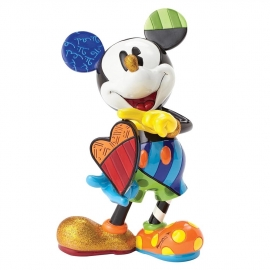 Mickey Mouse H22cm with Rotating Heart Disney by Britto 4052551
