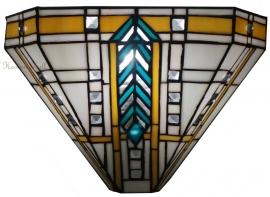 """T044W Wandlamp Frank Lloyd Wright B30cm """"Lloyd"""""""