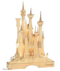 Flourish Disney Castles