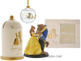 Belle Wedding Set van 4 - Enchanting Disney
