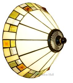 5858 Wandlamp Tiffany Ø30cm Poiret