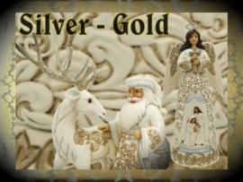 Silver-Gold by Jim Shore