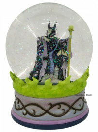 Maleficent Waterbal H18cm Jim Shore 6007084 leverbaar juni