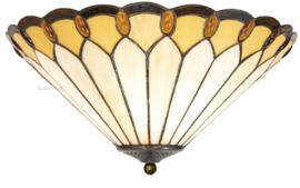 5989 80 Plafonniere Tiffany Ø40cm Klasika