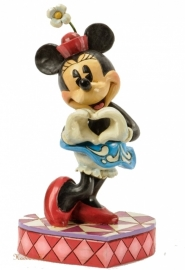 "MINNIE ""I Heart You"" 17cm 4037519"