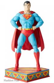 Superman Zilver Age figurine H22cm Jim Shore 6003021
