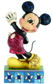 MICKEY  Modern Day Mickey H15cm Jim Shore 4033287 Disney Traditions