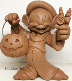 Dopey Trick-or-Treating H15cm Jim Shore 6008988