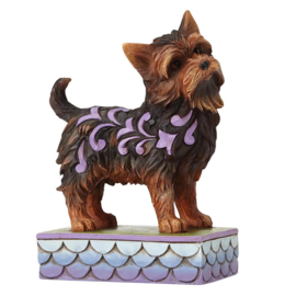 """Izzie"" Yorkshire Terrier H10,5cm Jim Shore"