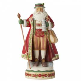 """German Santa """"Herr Winter"""" H25,5cm Jim Shore 6006640"""