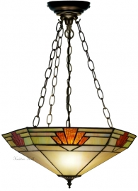 "TM16FL SU3 Hanglamp Tiffany Ø43cm ""Nevada"""