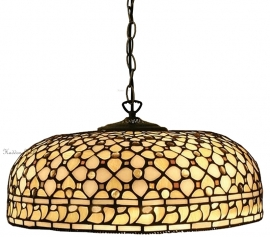 T021FL Hanglamp Tiffany Ø45cm Mille Feux