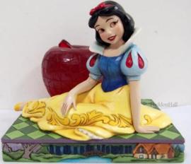 Snow White with Apple H10cm Jim Shore 6010098