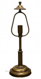 404 Voet voor Tafellamp H41cm Lichtbrons kleur