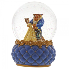 Belle & The Beast Waterbal H16,5cm Showcase Disney 4060077