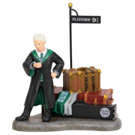 Harry Potter - Draco Waits at Platform 9 3/4 - Figurine H9cm 6003333