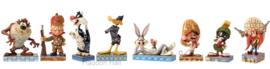 Set van 8 Looney Tunes beeldjes H10cm jim Shore