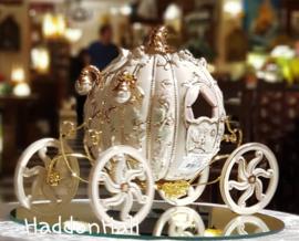Cinderella's Enchanted Coach H20cm Disney by Lenox 868804