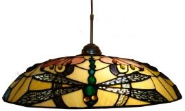 "T022FL-345 Hanglamp Tiffany Ø45cm ""Ashton"""