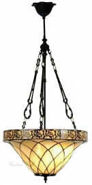 5281 FCL Hanglamp Tiffany Ø45cm Filigrees