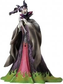 MALEFICENT Maskerade figurine H21,5cm Showcase Haute Couture Disney 4046616
