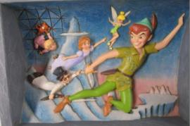 Peter Pan - Treasure-strewn Tableau H21cm Jim Shore 6008063