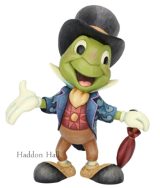 Jiminy Cricket Statement Figurine H38cm! Jim Shore 6005972