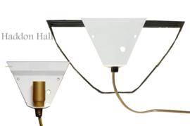 TM25W Wandlamp Tiffany B30cm Schelpmodel Metropolitan