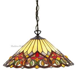COT14 Hanglamp Tiffany Ø52cm Sydän