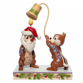 Chip & Dale Figurine H21cm Jim Shore 6007070