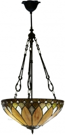 "T048M FCL Hanglamp Tiffany Ø40cm ""Brooklyn"""