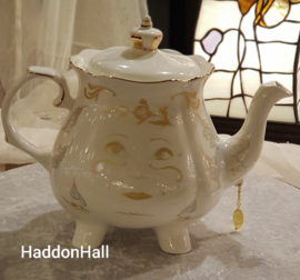 Belle - Mes. Potts Teapot- H22cm Disney by Lenox