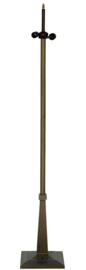 V465 Voet voor vloerlamp H156cm Barok