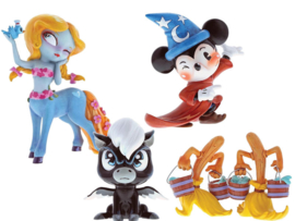 Fantasia - Set van 4 Miss Mindy figurines