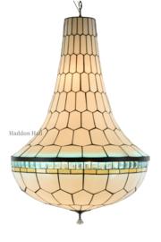 8520 Hanglamp Tiffany H120cm Ø85cm Wissmann Jewel