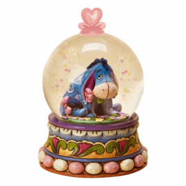 Eeyore - Gloom to Bloom H10cm Jim Shore Waterbal 4015351